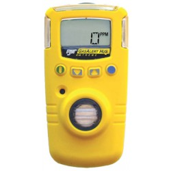 GasAlert Extreme Single-Gas Detector: H2S