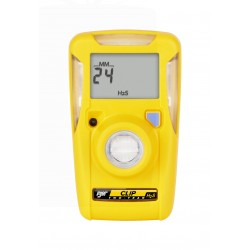BW Clip Single Gas Detector: 2 year H2S
