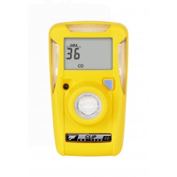 BW Clip Single Gas Detector: 3 year